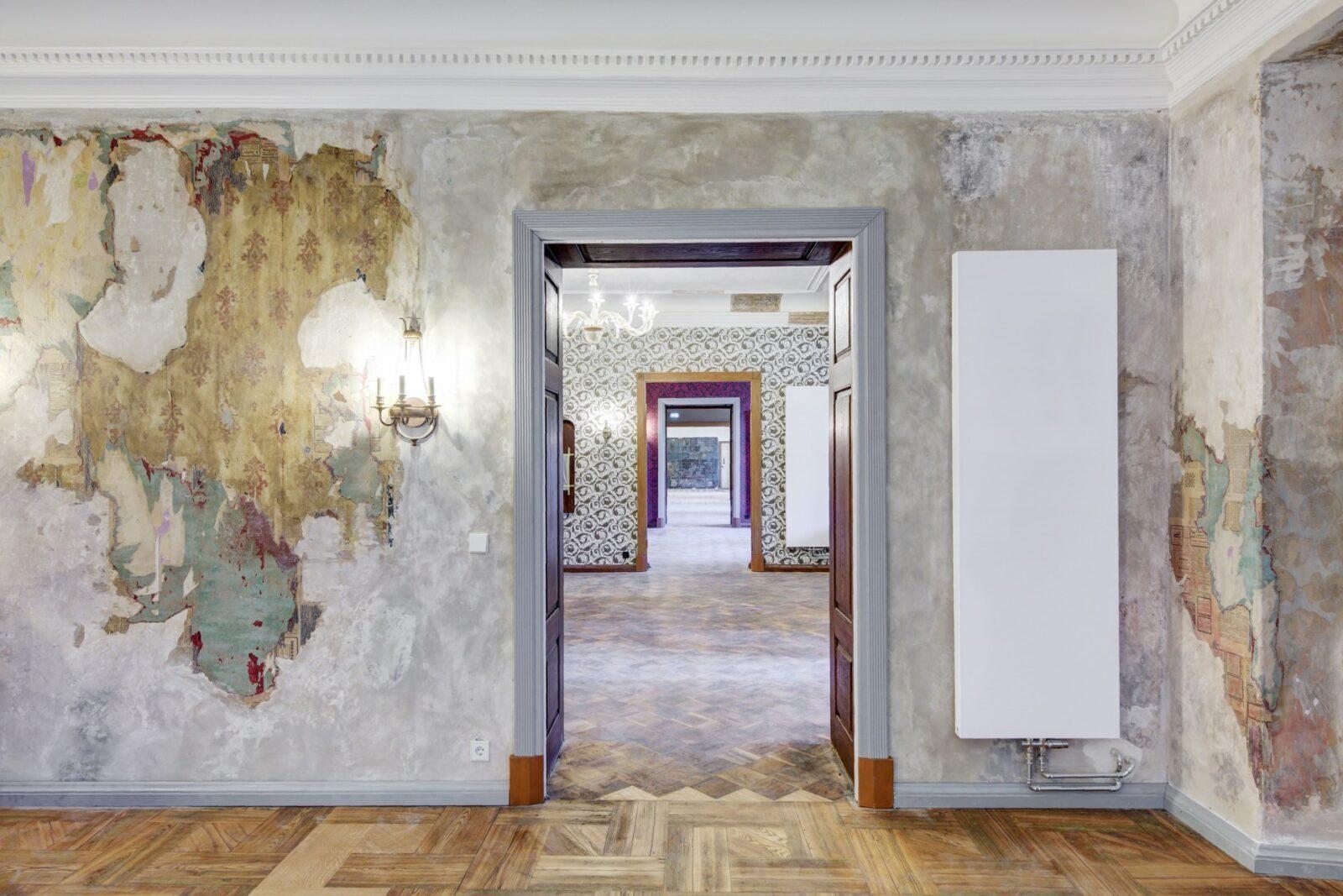 Anija Mõisa II korruse anfilaad